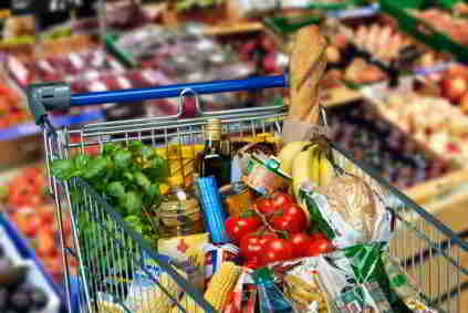 Auf eine ausgewogene Ernährung achten