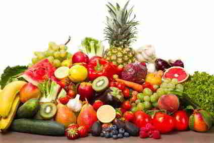 Vitamine sind ein wichtiger Faktor in der Ernaehrung