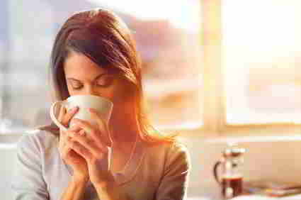 Tee für den Organismus