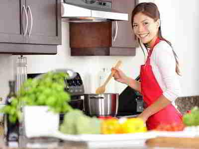 kalorienarm kochen