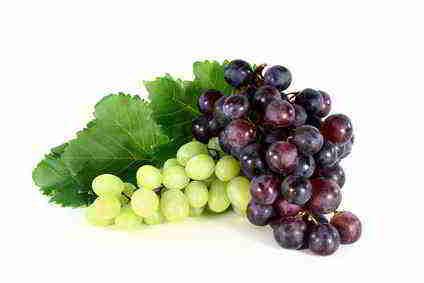 Kalorien Weintrauben