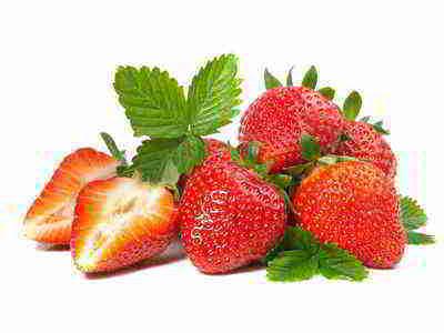 Kalorien Erdbeeren