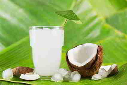 Kokosmilch lässt sich mit Diäten vereinbaren