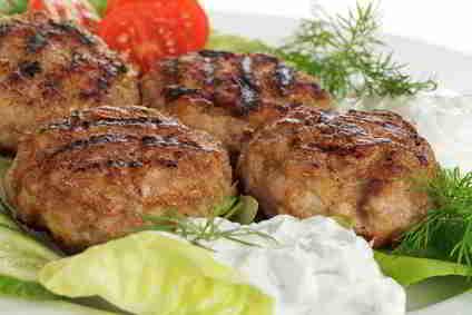 Kalorien sparen mit Hackfleisch