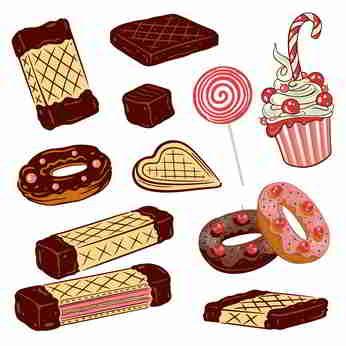 Kalorien und der Verzicht