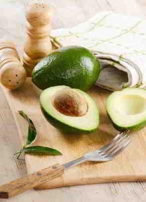 avocado-kalorien