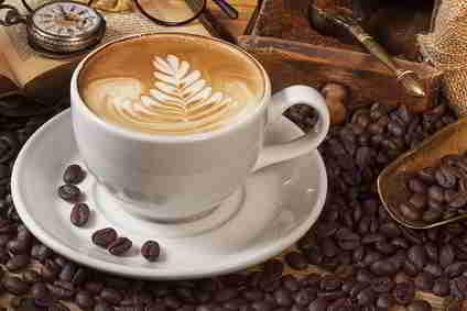 Kalorien Kaffee. Kaffee ist kalorienarm