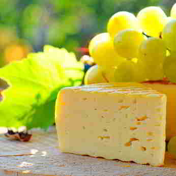 Kalorien käse. Mit Käse für und gegen das Idealgewicht