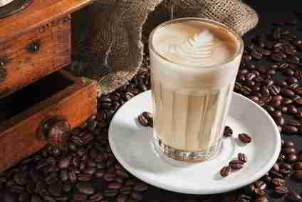Milchkaffee Kalorien