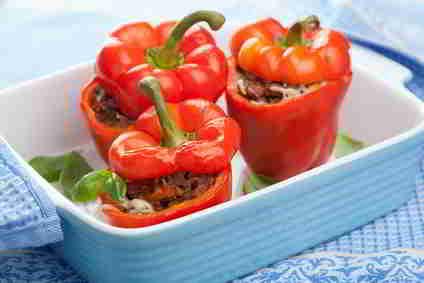 Kalorien Paprika: Paprika für das Idealgewicht