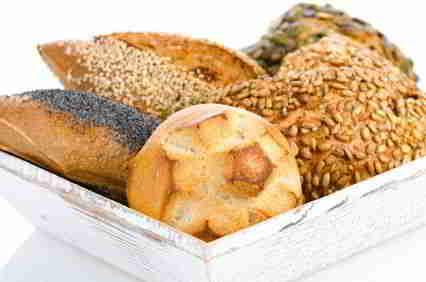 Brot sollte gemieden werden