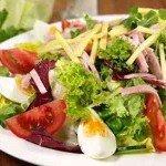 Kalorientabelle für Gemüse