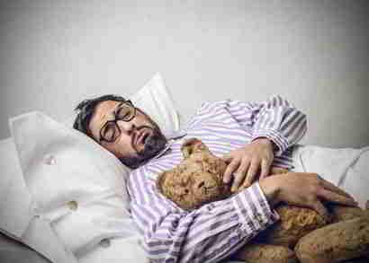 Abnehmen in Schlaf