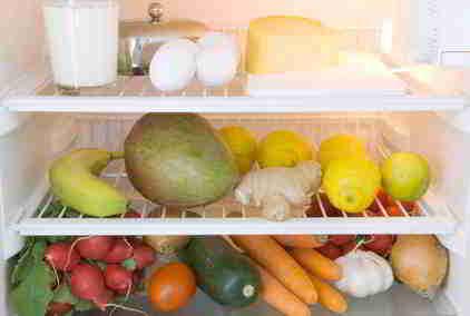 Lebensmittel. Kohlenhydrate