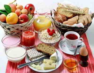 7 Frühstücksideen zum Abnehmen