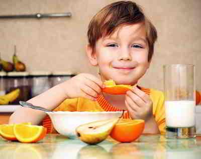 7 Früstück - Tipps für Kinder