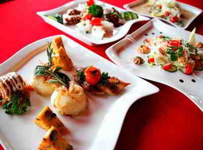 7 gesunde Abendessen