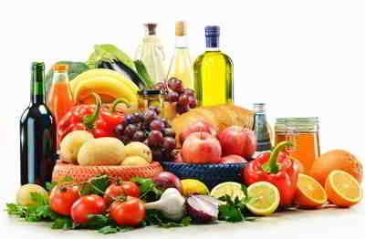 Die Mittelmeer Diät