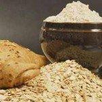 Gesund Frühstück: Haferflocken