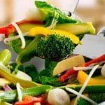 Vegane Ernährung. Alternative Ernährungsform